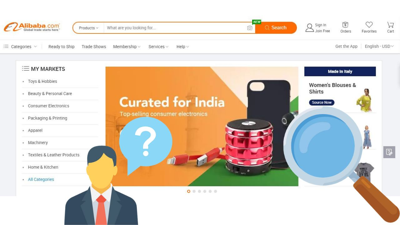 How To Buy From Alibaba Safety Shipping Payment With Email Template Indiamart.com is india's largest online marketplace that assists manufacturers, suppliers & exporters to trade with each other at a common, reliable & transparent platform. how to buy from alibaba safety